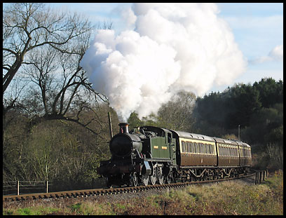 5164 on Friends of Hagley Hall Photo Charter