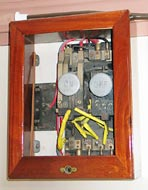 9103 Electrical control box - click to open larger image in a new window