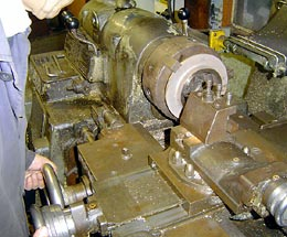 Lathe - click to open larger image in a new window